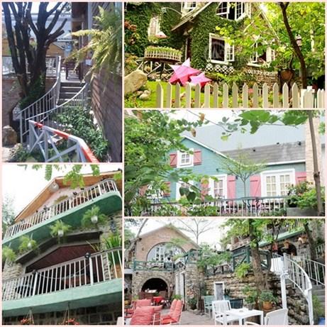 5 quán cà phê sân vườn đẹp tại Sài Gòn 04
