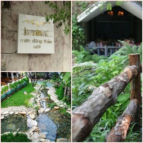 5 quán cà phê sân vườn đẹp tại Sài Gòn
