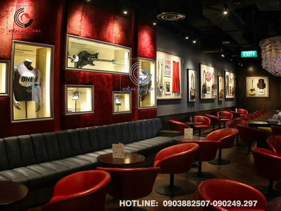 Thiết kế cafe bar ấn tượng 02