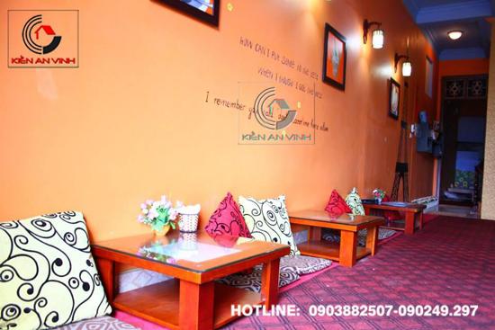 Thiết kế quán cafe bệt cún hút 010