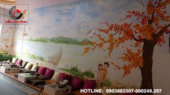 Thiết kế quán cafe bệt cún hút 015