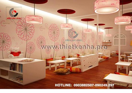 Thiết kế quán cafe bệt cún hút 04