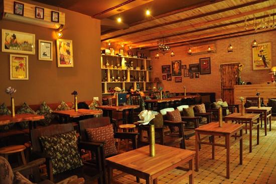 Những quán café độc nhất ở Sài Gòn