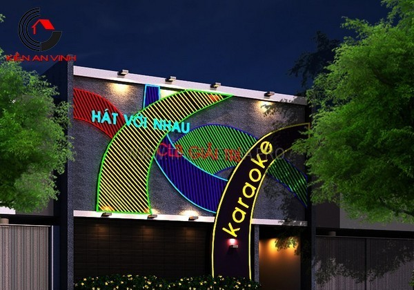 thiết kế karaoke max