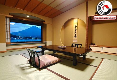 Thiết kế karaoke Nhật Bản