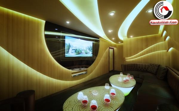 Thiết kế karaoke Phương Thanh