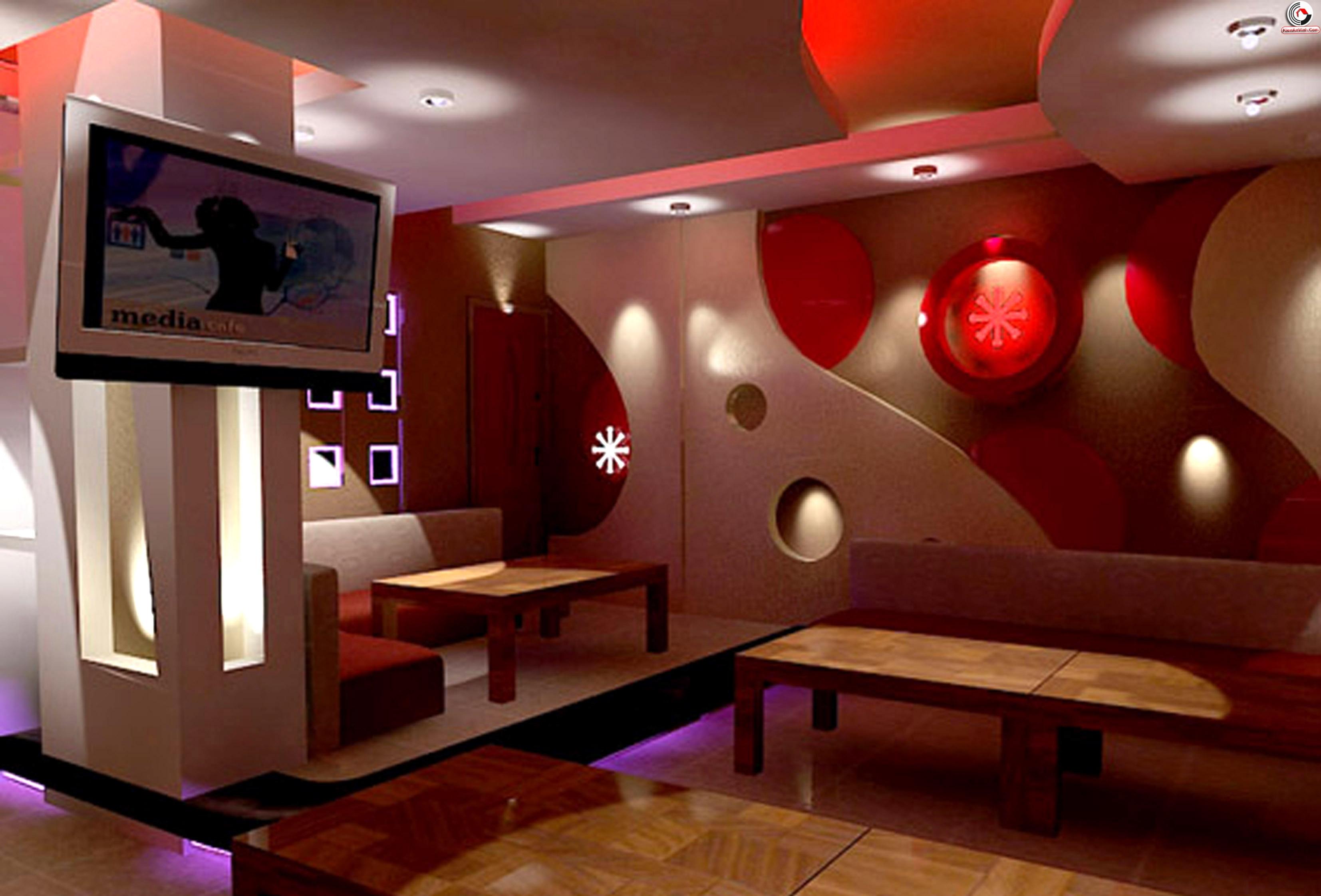 Thiết kế karaoke Thiên Thai