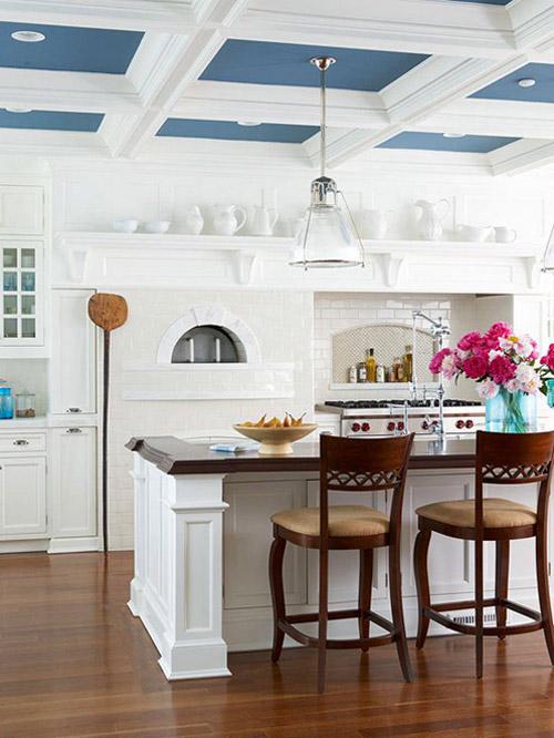 Xu hướng bếp mới: Tối giản, đầy màu sắc 5
