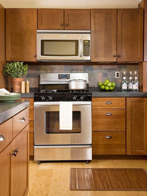 Xu hướng bếp mới: Tối giản, đầy màu sắc 8