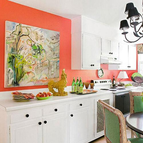 Xu hướng bếp mới: Tối giản, đầy màu sắc 9