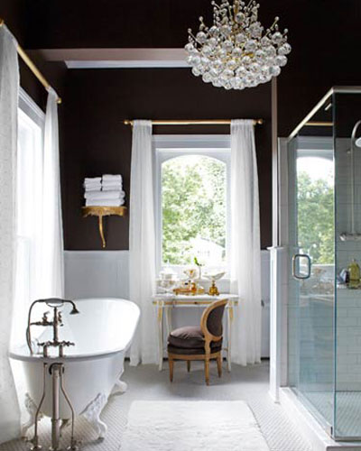 Thiết kế phòng tắm đẹp mắt 2
