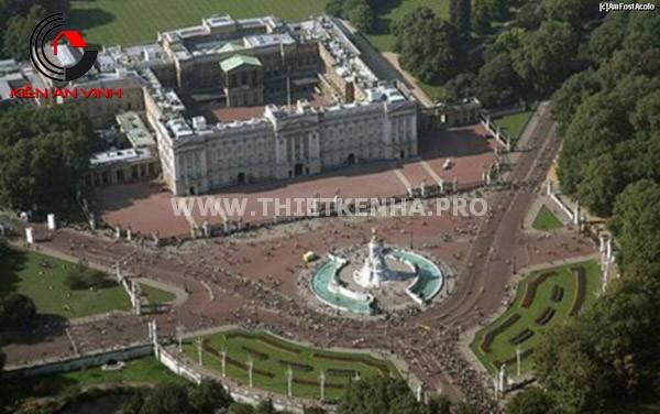 Cung điện của Hoàng tử nước Anh 1