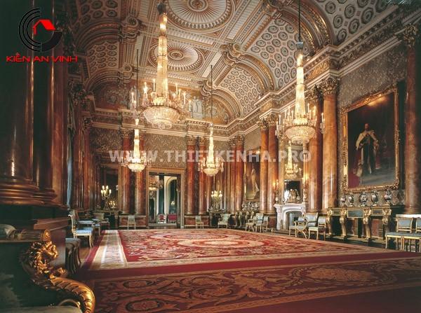 Cung điện của Hoàng tử nước Anh 10