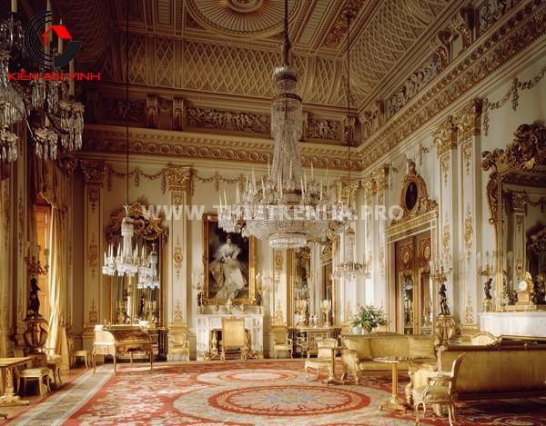 Cung điện của Hoàng tử nước Anh 11
