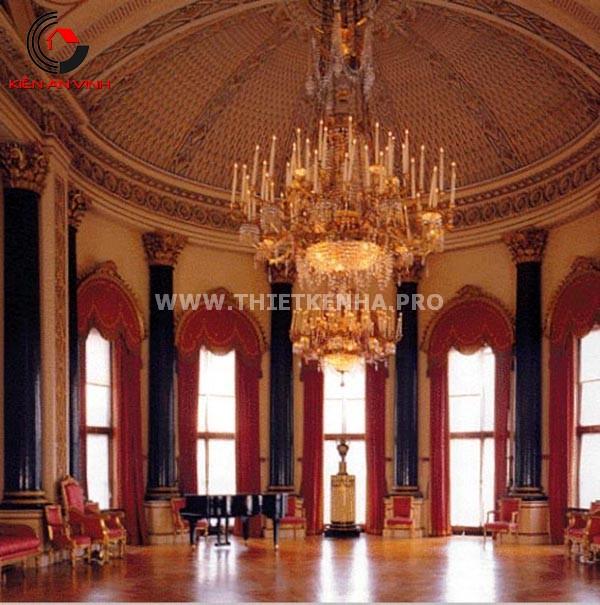 Cung điện của Hoàng tử nước Anh 12