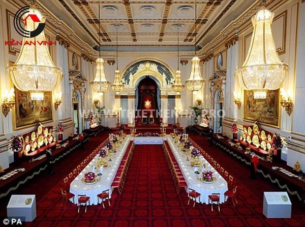 Cung điện của Hoàng tử nước Anh 14
