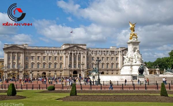 Cung điện của Hoàng tử nước Anh 2