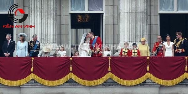 Cung điện của Hoàng tử nước Anh 3
