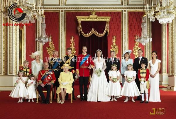 Cung điện của Hoàng tử nước Anh 7