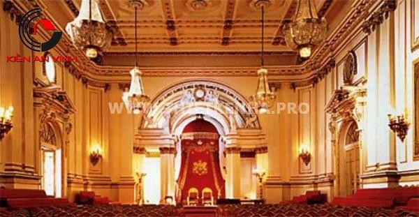 Cung điện của Hoàng tử nước Anh 8