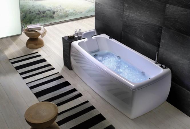 soft angles bathtub