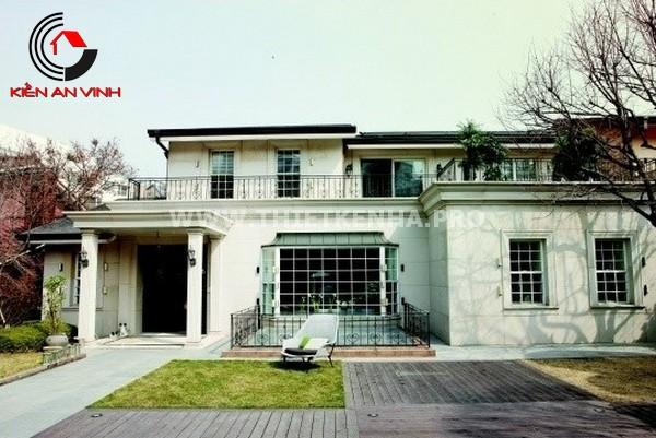 Biệt thự xinh đẹp của cựu Nữ hoàng quảng cáo Kim Nam Joo 1