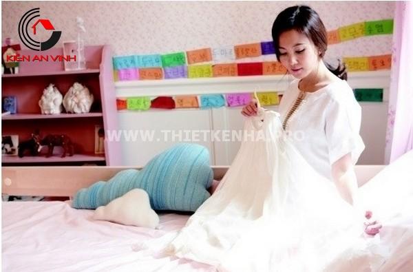 Biệt thự xinh đẹp của cựu Nữ hoàng quảng cáo Kim Nam Joo 9