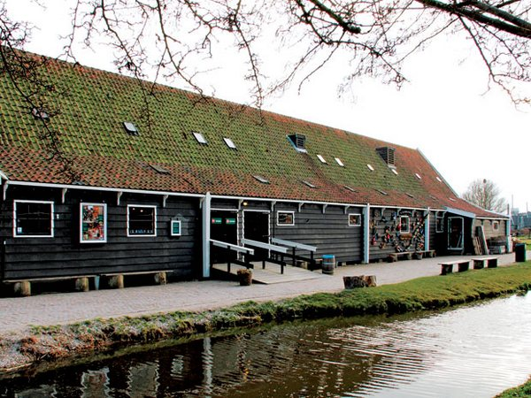 Thăm làng cổ Hà Lan đầy màu sắc 1