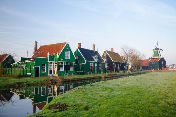 Thăm làng cổ Hà Lan đầy màu sắc 2