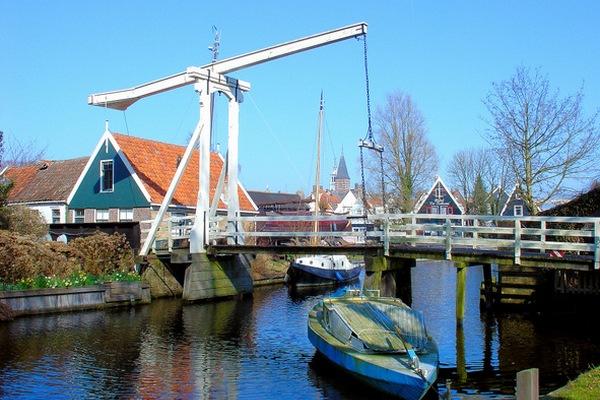 Thăm làng cổ Hà Lan đầy màu sắc 3