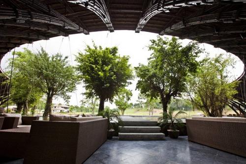 Nhà hàng tre bamboo wing 5