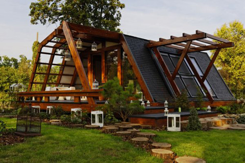 Nhà sinh thái Soleta 1