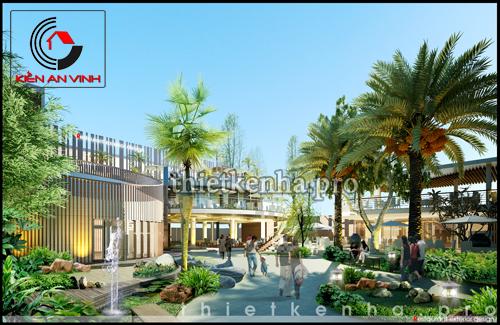 Thiết kế nhà hàng quận 9