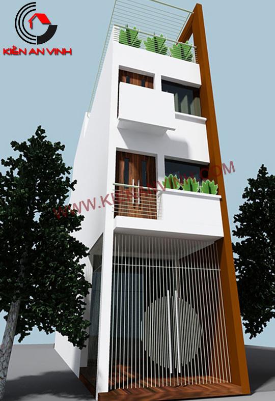 thiết kế nhà phố đẹp