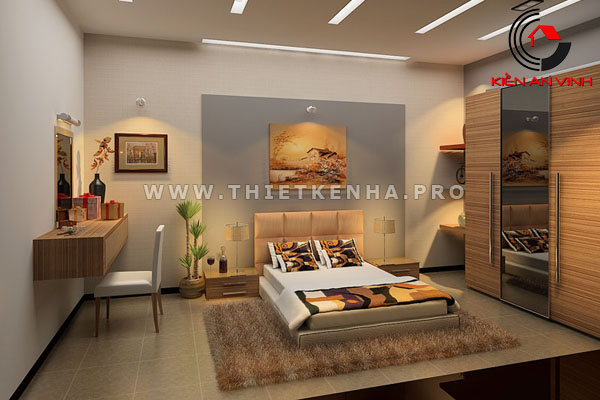 Thiết kế nội thất đẹp 1