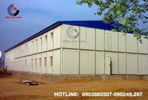 Thiết kế nhà xưởng công nghiệp Bình Dương