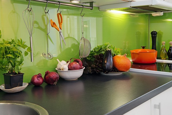 Bài trí phòng bếp thoáng mát trong ngày hè 7