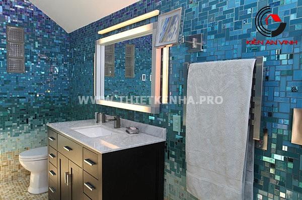 Gợi ý trang trí phòng tắm từ cảm hứng thiên nhiên 1