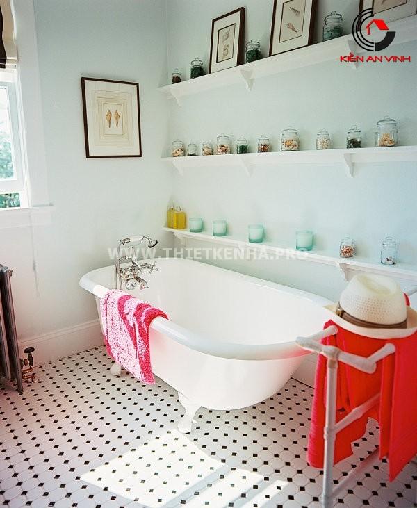 Gợi ý trang trí phòng tắm từ cảm hứng thiên nhiên 2