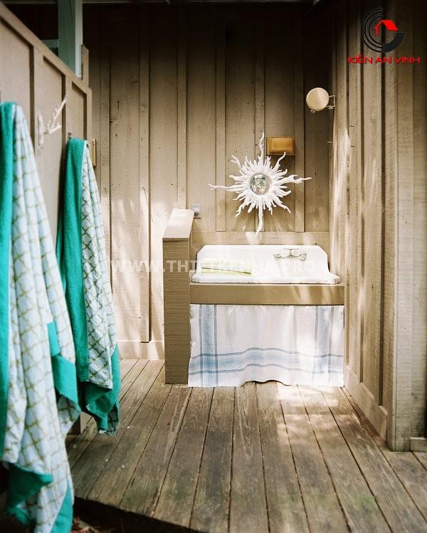 Gợi ý trang trí phòng tắm từ cảm hứng thiên nhiên 3