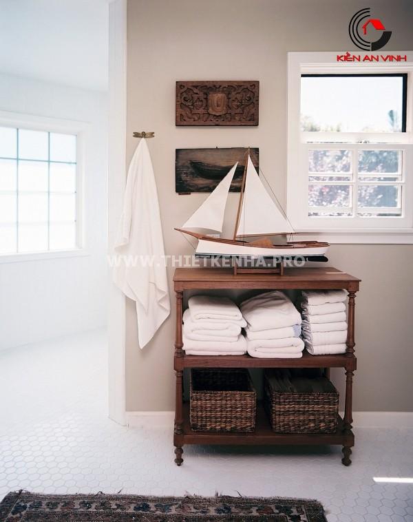 Gợi ý trang trí phòng tắm từ cảm hứng thiên nhiên 8