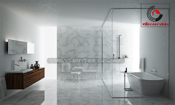 Mãn nhãn với những mẫu phòng tắm đẹp hút hồn