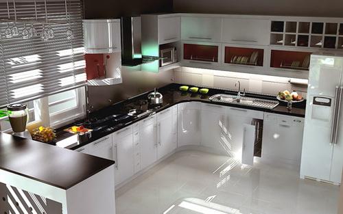 Phong thủy nhà bếp 2