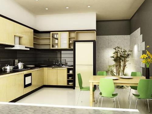 Phong thủy nhà bếp 3