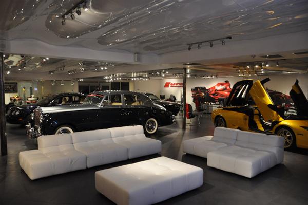 thiết kế showroom xe hơi 11