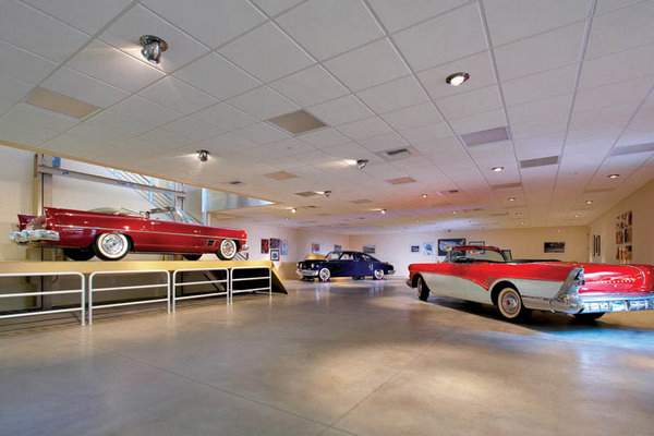 thiết kế showroom xe hơi 12