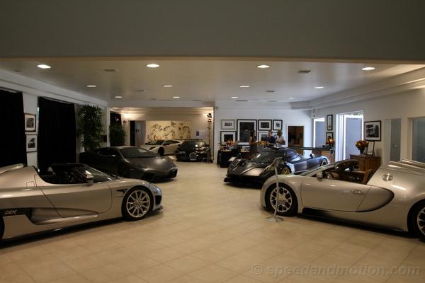 thiết kế showroom xe hơi 9