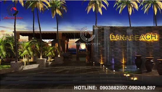 Thiết kế Resort đẹp 02 - Kiến trúc Resort