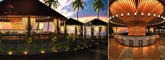 Thiết kế Resort đẹp 04 - Kiến trúc Resort