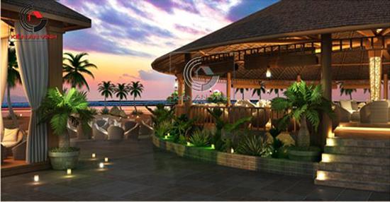 Thiết kế Resort đẹp 05 - Kiến trúc Resort